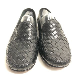 Cole Haan Resort Woven Slip-On Loafers Size 8 2E